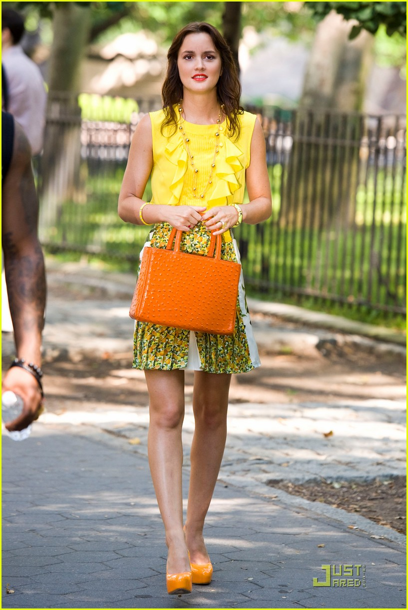 avocado sundays style crush blair waldorf