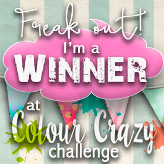 Winner week14   Colour crazy