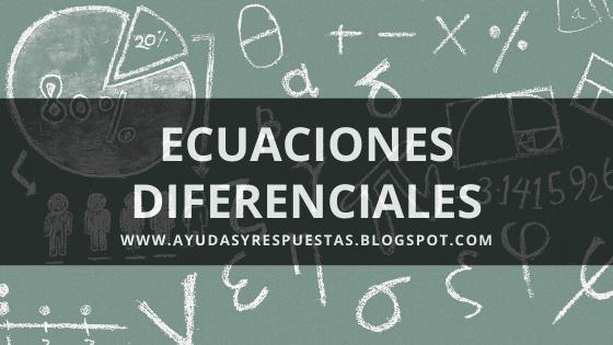 ecuaciones diferenciales: fase 4