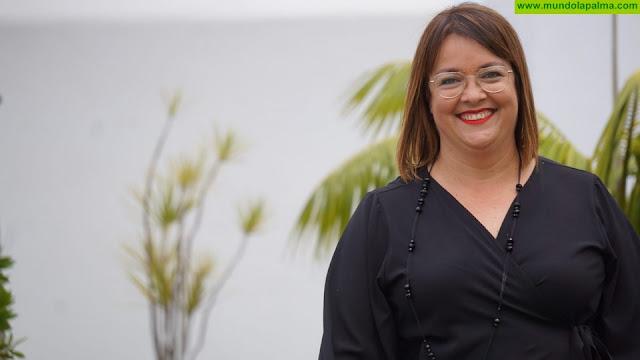 """Mayte Rodríguez denuncia que el Ayuntamiento de Breña Alta tendrá más sueldos, más liberados y alcalde para """"los fines de semana"""""""
