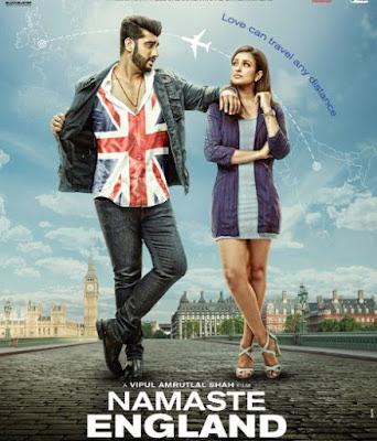 Namaste England Movie First Look, Namaste England Movie First Poster