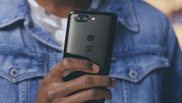 OnePlus Announces OnePlus 5T