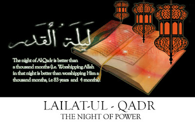 Laylatul Qadr  text Massages