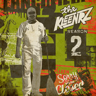 The Kleenrz (Self Jupiter & Kenny Segal) - Season Two (2016) - Album Download, Itunes Cover, Official Cover, Album CD Cover Art, Tracklist