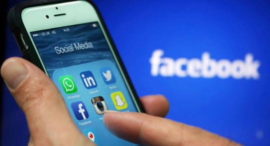 Don't try to contact facebook by your phone