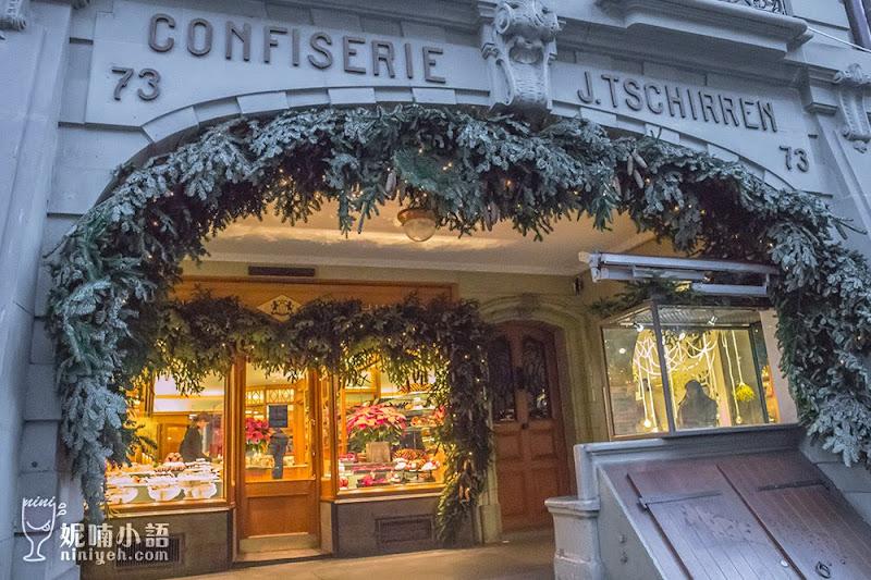 【瑞士伯恩美食】Confiserie Tschirren AG。夢幻逸品松露巧克力