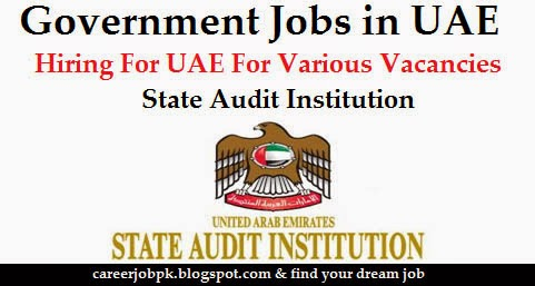 UAE Government jobs 2016