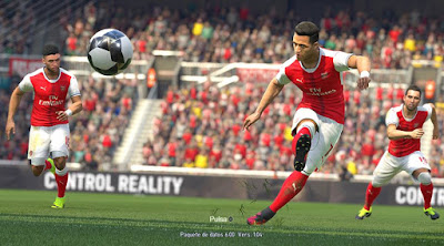 PES 2017 Start Screen Pack For PES 2013 by Daniel Designer