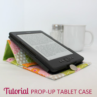 Prop-Up Tablet Case | The Inspired Wren