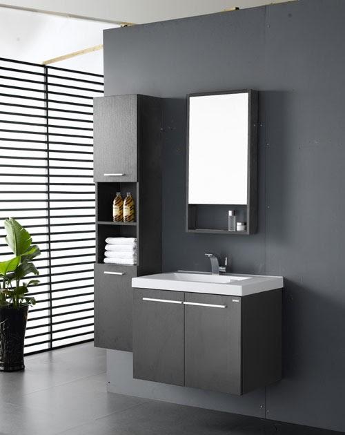 Mobile da bagno con specchio e colonna box doccia for Mobili multifunzione