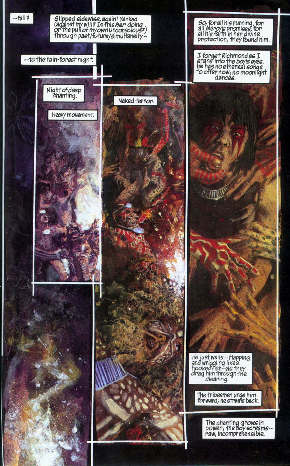 Read online Mercy comic -  Issue # Full - 36
