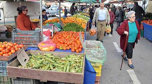 Δεν θα λειτουργήσουν οι λαϊκές αγορές ανήμερα της εορτής του Αγίου Αχιλλίου