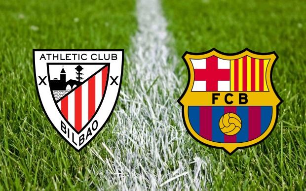 انتهت - برشلونة 2 - 0 اتليتك بلباو اليوم 28/10/2017 في الدوري الإسباني