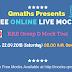 RRB Group D 2018  Live Mock Test (FREE)