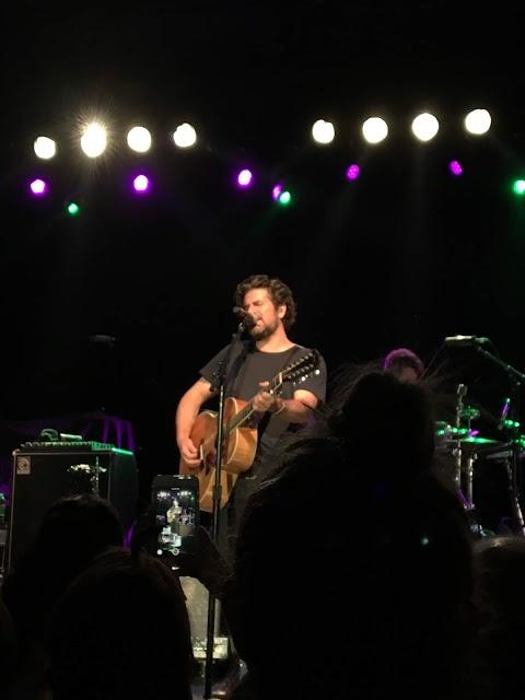 Matt Nathanson Sings His Sad Heart