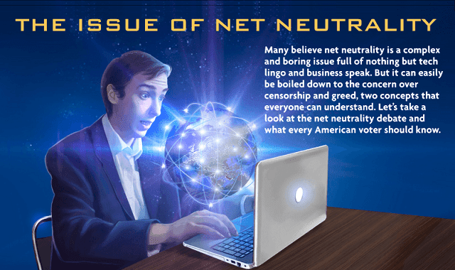 An Impartial Internet: The Issue of Net Neutrality
