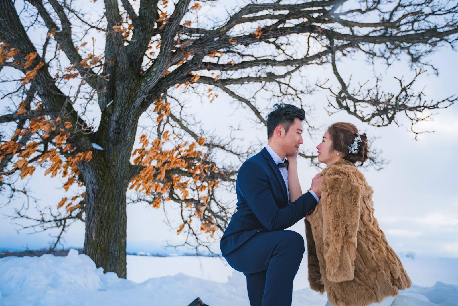 [北海道雪國婚紗]