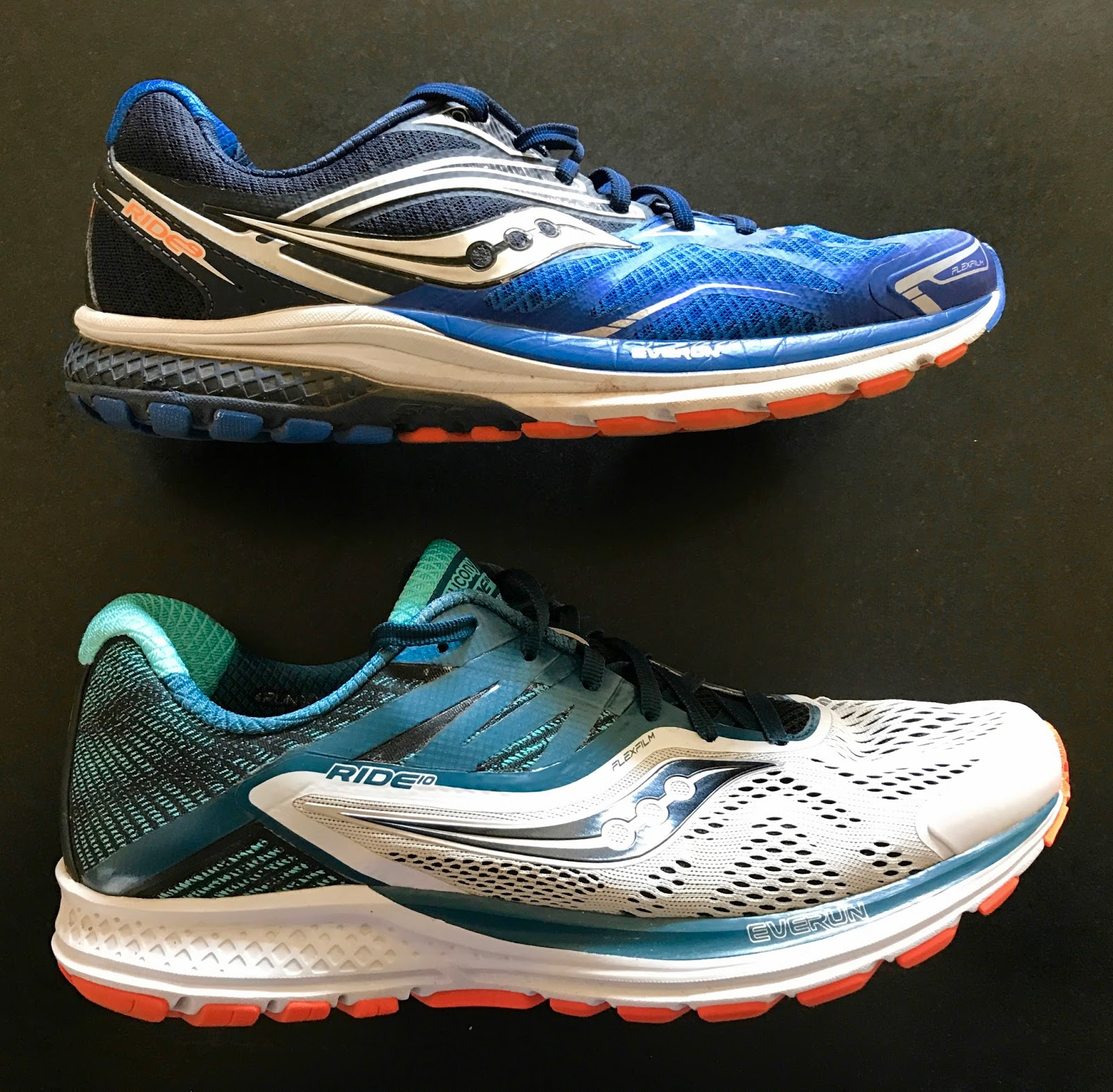 30116b93d11 Road Trail Run  Saucony Ride 10 Review  What a Daily Trainer Should ...