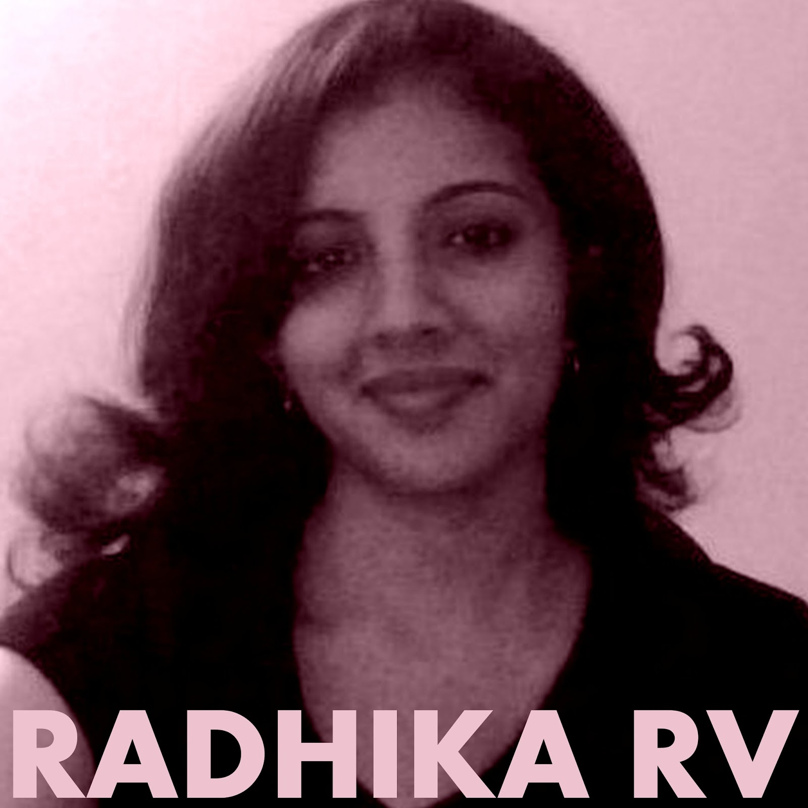 Radhika RV- Opinions