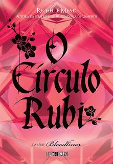 Livro O Círculo Rubi
