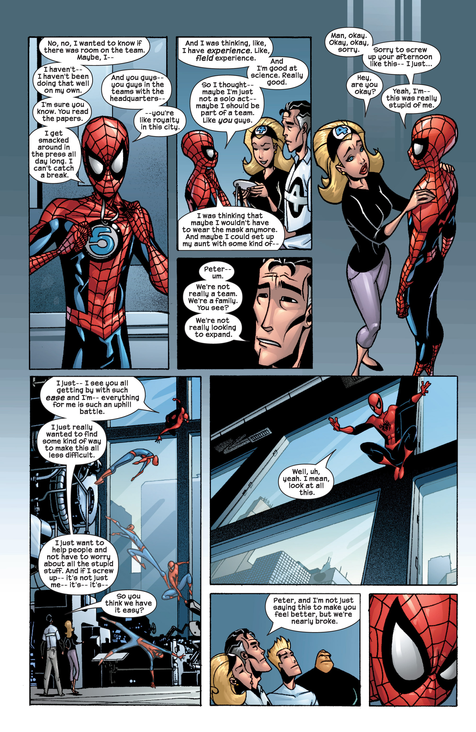 Read online Ultimate Spider-Man (2009) comic -  Issue #150 - 74