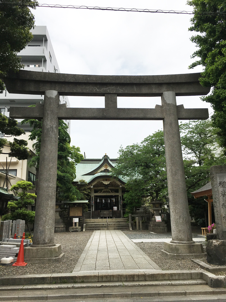 TOKYO GOSHUIN TOUR: 猿江神社