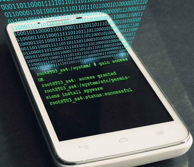 Enquanto o usuário não desconfia o smartphone chinês viola sua segurança