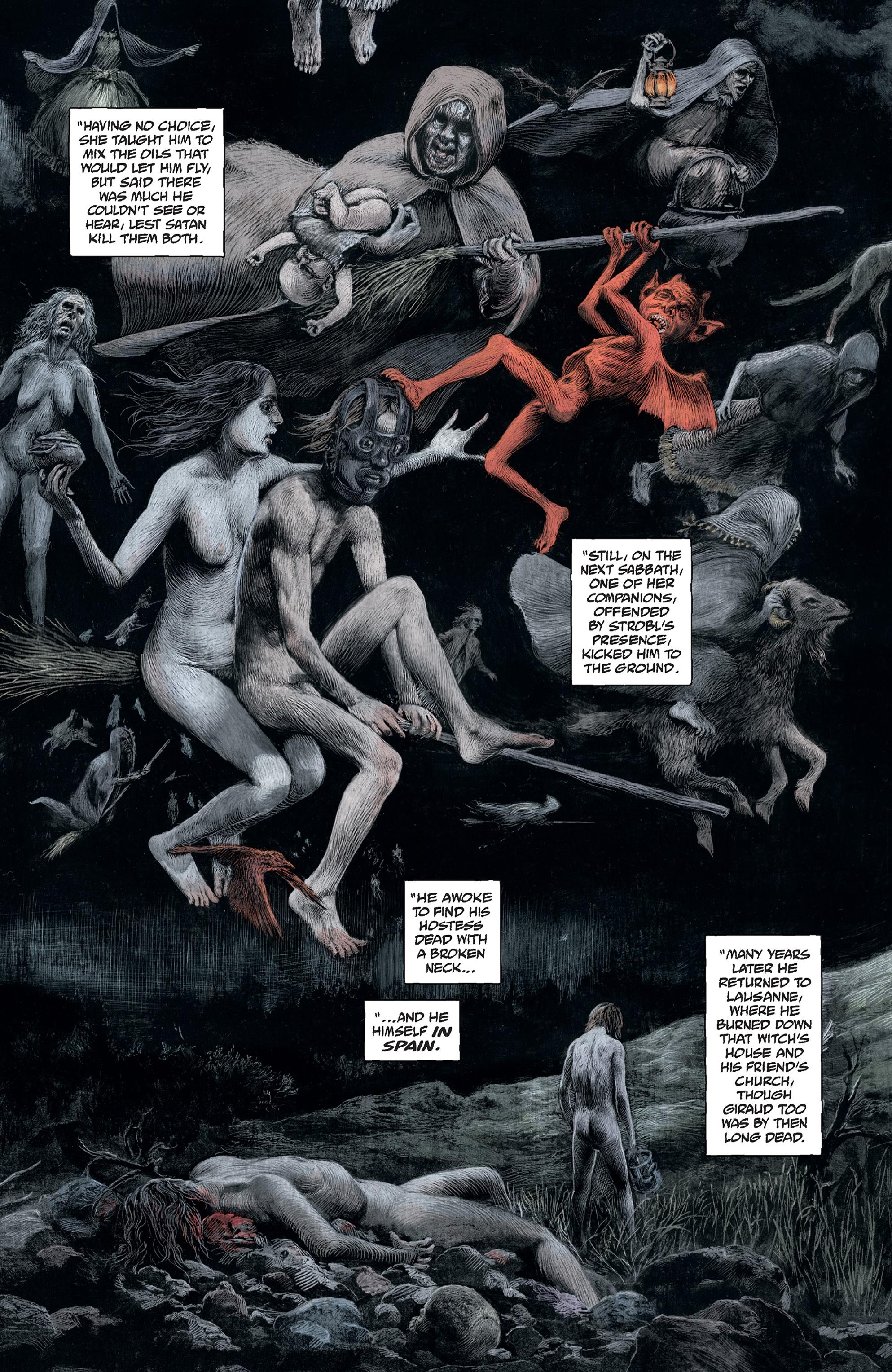 Read online Abe Sapien comic -  Issue #30 - 12