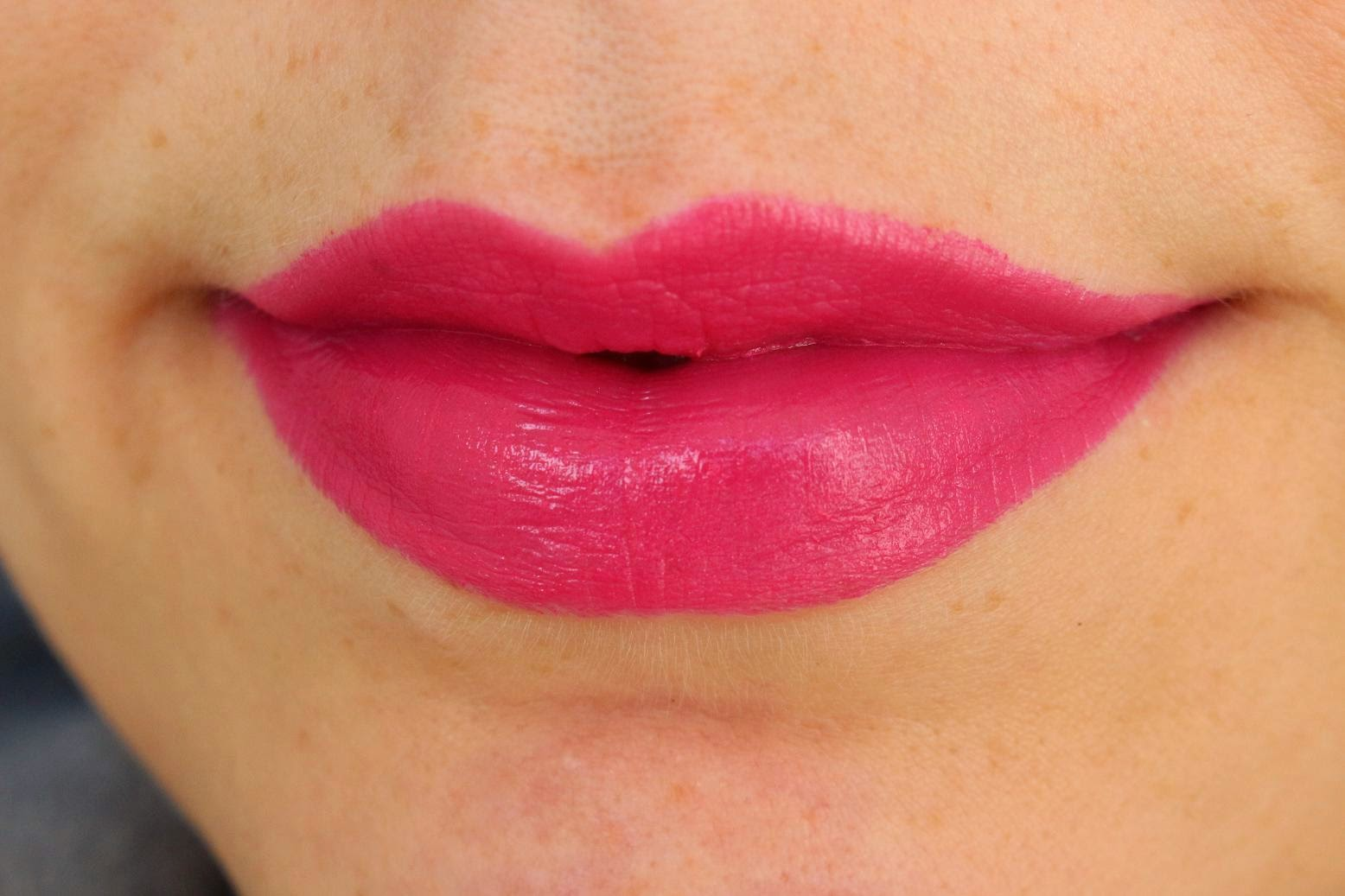 MAC Viva Glam Miley lipstick