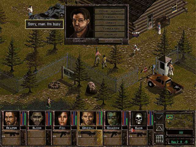 Jagged Alliance 2: Wildfire y Classic HD PC Full