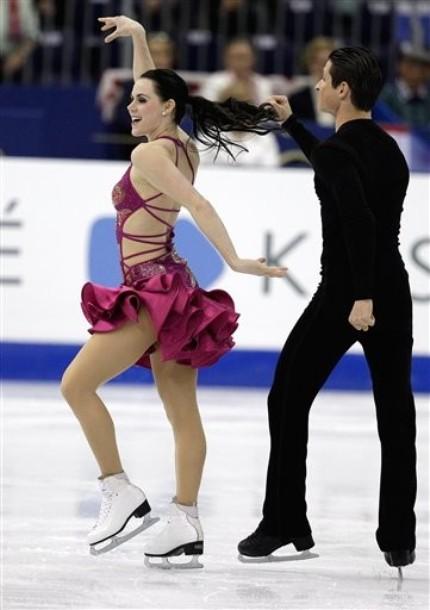 Ice Style Isu 2012 World Championships Of Figure