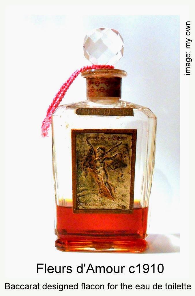Roger Et Gallet Perfumes Fleurs D Amour By Roger Et Gallet C1902