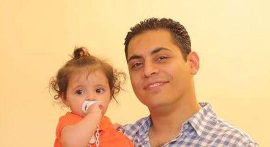 ننشر الصورة الأولى لوكيل نيابة الظاهر والذي اغتاله «العرب» في القاهرة الجديدة