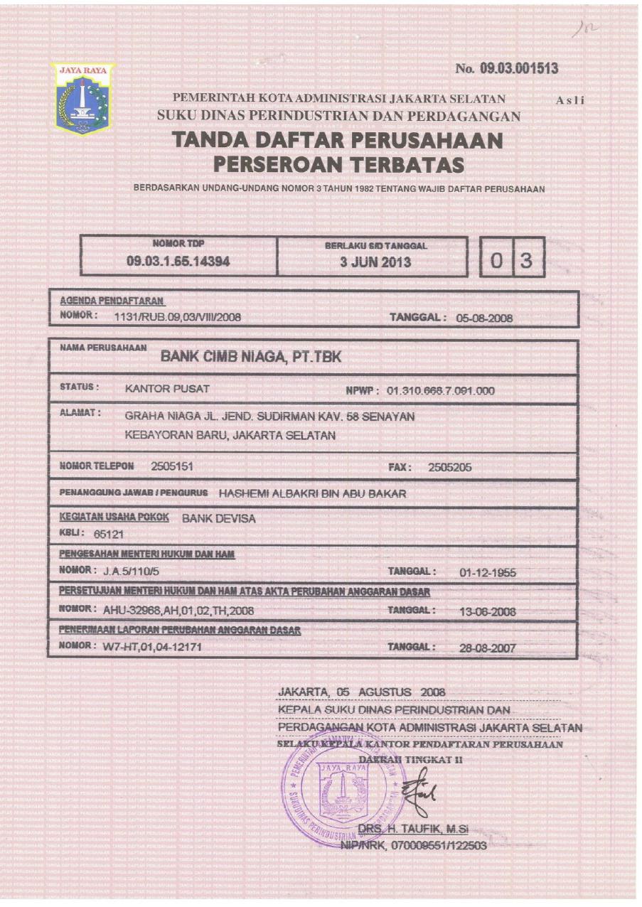 Contoh Formulir Pendaftaran Pekerjaan Dalam Bahasa Inggris