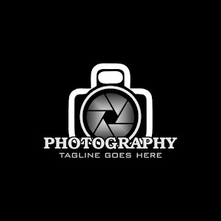 Elegant Photographers Logo Template Free Download Vector CDR, AI, EPS and PNG Formats
