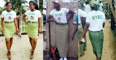 Senate rejects bill to include skirts in NYSC uniform