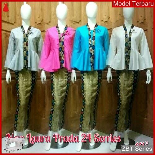 ZBT10509 Kebaya Dress Batik Wanita Lauira #24 BMGShop