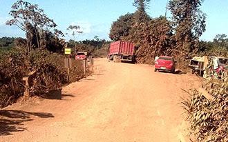 ACIDENTE NA TRANSAMAZÔNICA ENTRE NOVO REPARTIMENTO À MARABÁ DEIXA VÍTIMAS FATAIS