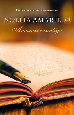 Noelia Amarillo, Amanecer Contigo, reseña literaria,