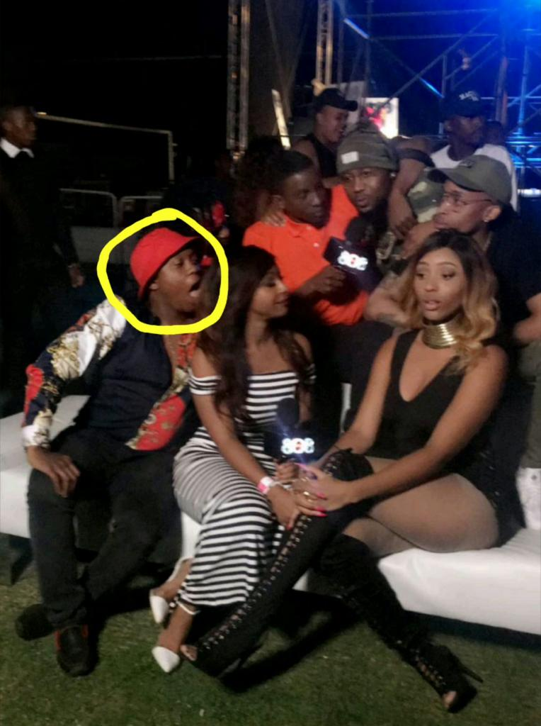 At Last Cassper Nyovest Got Chance Meet Boity Thulo Again At Macufe