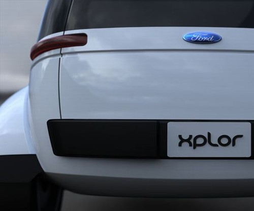 ford xplor, future