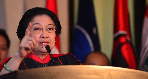 Megawati Masih Kaji Calon Pimpinan MPR dan DPR dari PDIP