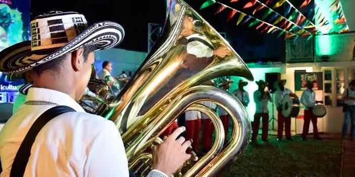 Cartagena se prepara para realizar el Festival Departamental de Bandas