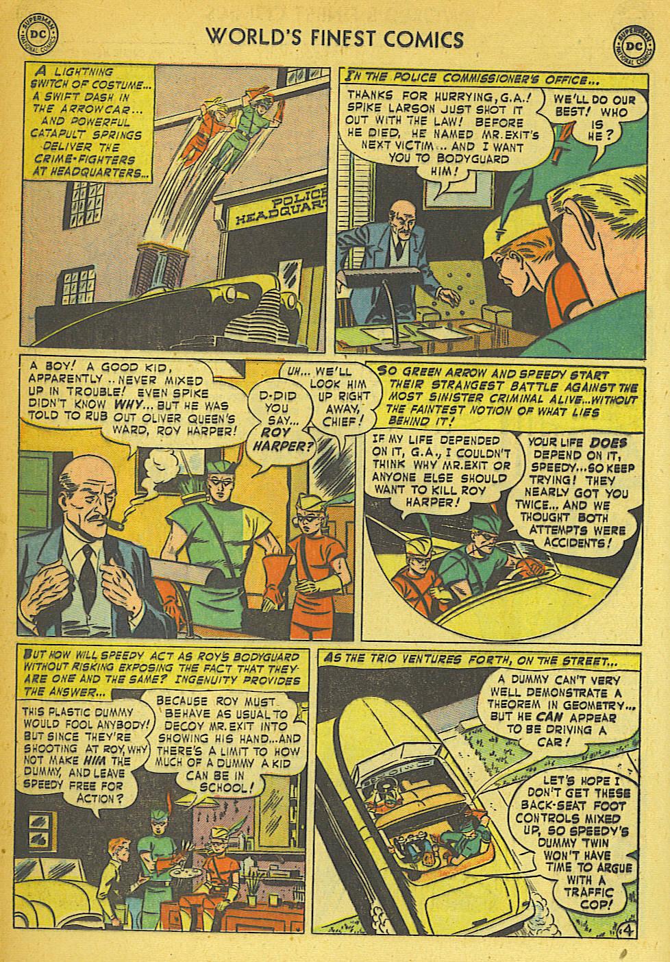 Read online World's Finest Comics comic -  Issue #57 - 20
