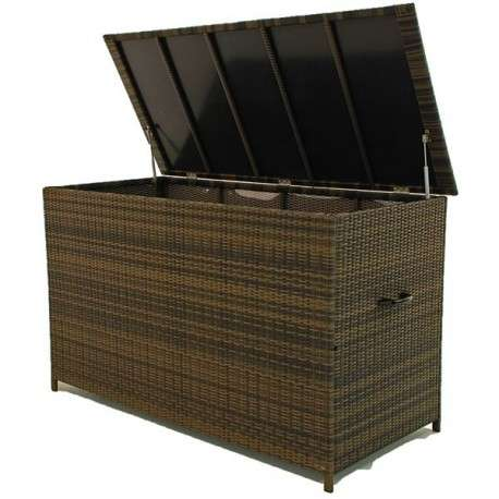 Rattan Cushion box