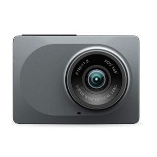 กล้องติดรถยนต์ Xiaomi Yi DashCam 1080p car wiFi DVR (Gray)