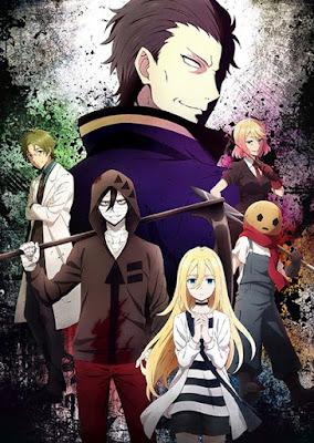 Angels of Death: Satsuriku no Tenshi ทูตสวรรค์ ทัณฑ์อำมหิต