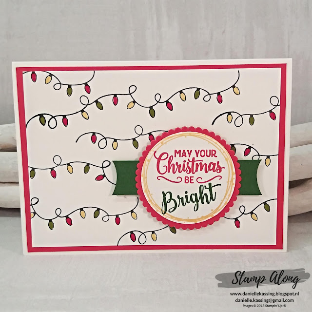 Stampin' Up! Making Christmas Bright stempelset