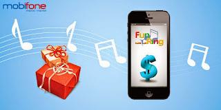 Cài đặt nhạc chờ Funring Mobifone chu kỳ dài tiết kiệm từ 2000đ-16.000đ