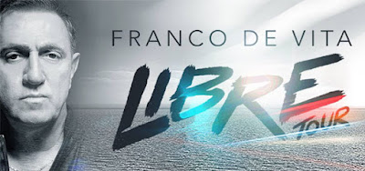FRANCO DE VITA EN CONCIERTO: LIBRE TOUR BOGOTÁ